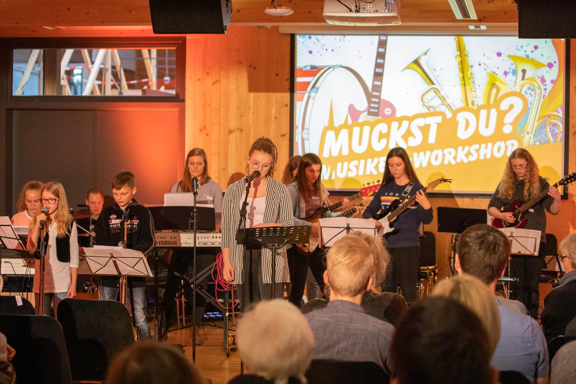 Muckst Du Musiker-Workshop Olsberg Musikschule PK-Media